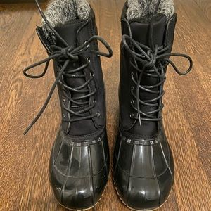 JustFab Winter Booties